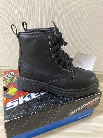 Черевики, ботінки, ботинки Skechers, скечерс размер 32
