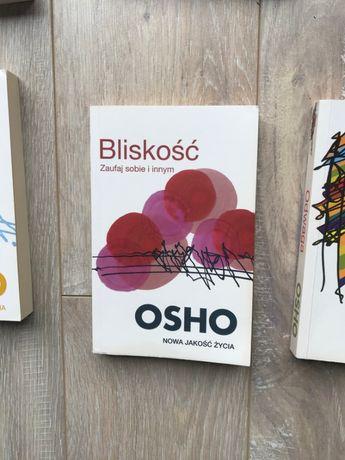 Książka OSHO- Bliskość