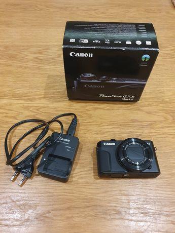 Sprzedam Canon G7X Mark II