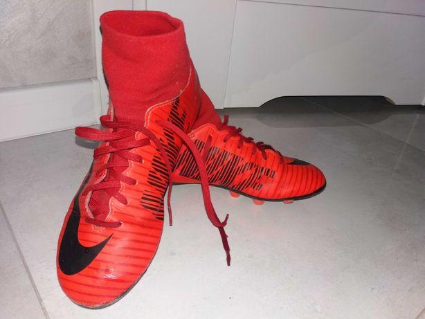 Korki Nike Mercurial  35 rozmiar+ dres