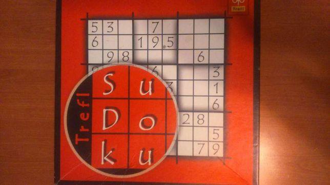 SuDoku Trefl