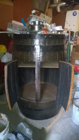 Pipo de Madeira/Bar