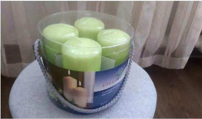 Komplet 4 świeczek, idealne na prezent