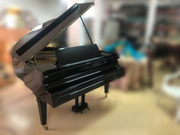 Piano de Cauda Alemão