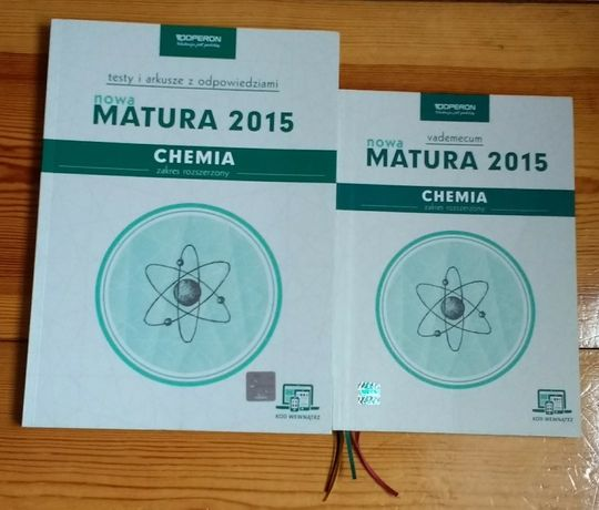Matura 2015 - Chemia