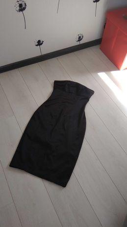 Платье без бретелек XS-S Пиджак в подарок