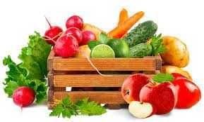 Warzywa, Wyroby, Mleko, Jajka + Dowóz