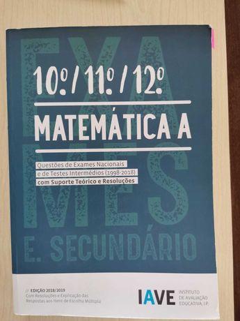 Manual Preparação Exame Matemática A 10/11/12º