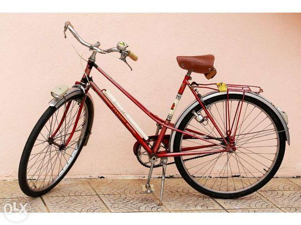 Bicicleta Peugeot de coleção cerca de 70 anos