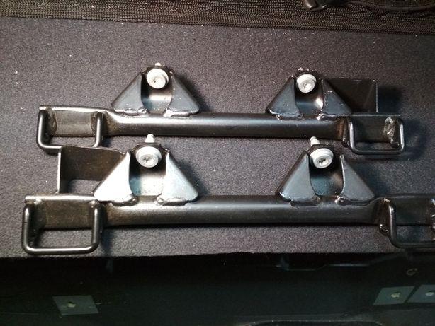 Крепления детской креслы isofix Audi A6 c6