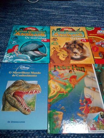 Livros Crianças - Disney Animais
