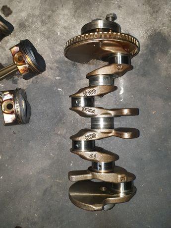 Двигун TSI1,8 в розібраному стані
