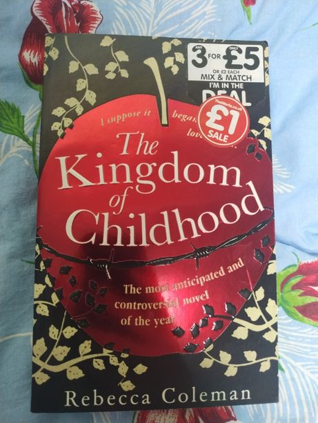 "Книга на англ языке ""The Kingdom of Childhood"" Rebecca Coleman"