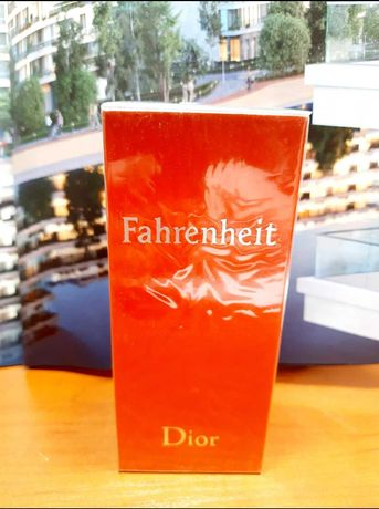 Dior Fahrenheit Диор Фаренгейт 100мл оригинал мужская туалетная вода