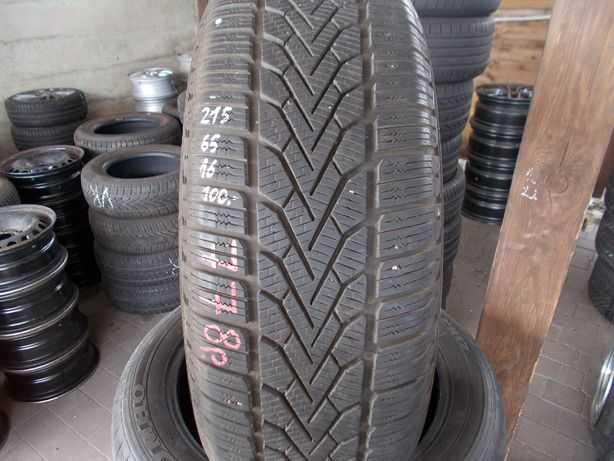 opona pojedyncza 1x Semperit Speed-Grip 2 215/65/16