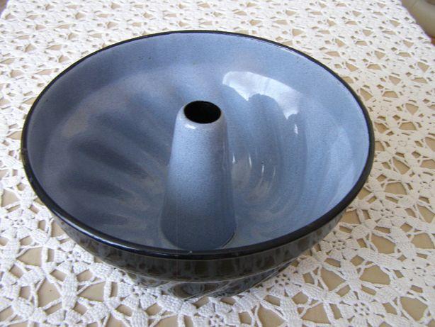 Emalia Olkusz forma do ciasta