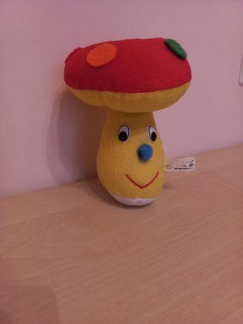 М'яка іграшка грибочок