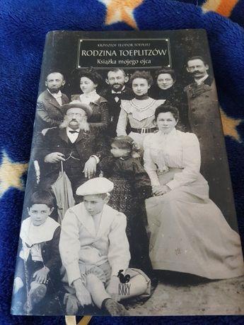 Rodzina Toeplitzów.Książka mojego ojca - Krzysztof Teodor Toeplitz