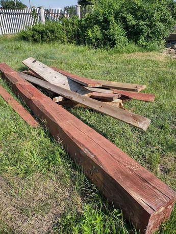 Belka drewniana 3,5 m x 20cm x 18 cm