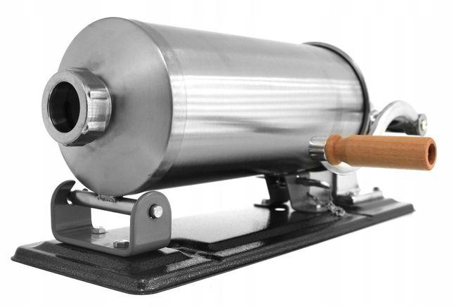 NADZIEWARKA DO MIĘSA 4 kg Kiełbas MASZYNKA Szpryca - używana