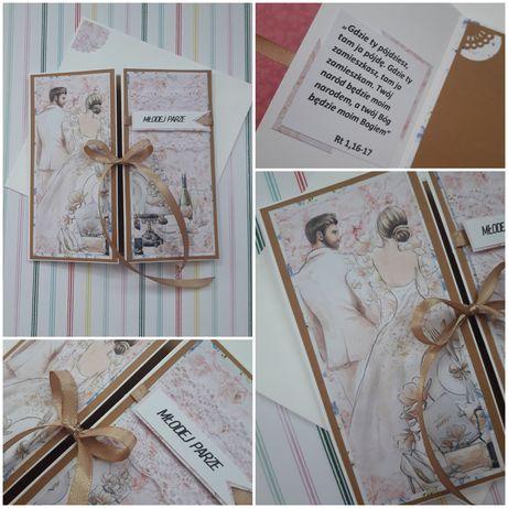 Kartka na Ślub,Wesele