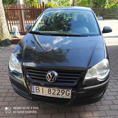 Volkswagen Polo VW Polo 1.4 Tdi, diesel, 2006 r klimatyzacja manual