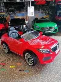 Samochód ala BMW na akumulator dla dzieci Odbiór Wysyłka Sklep