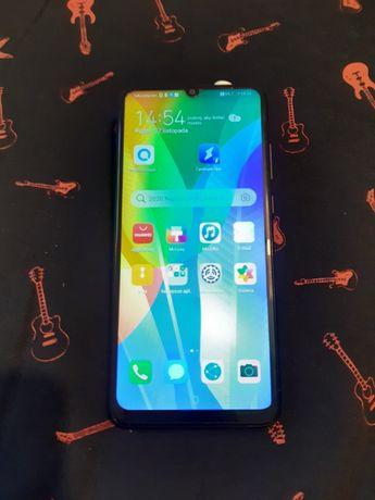 Huawei Y6p + szkło hybrydowe + armor case