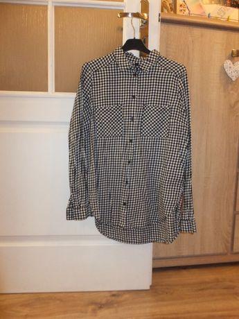 Koszula w kratę ( H&M)