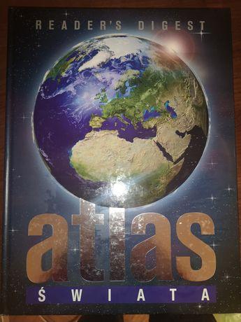 Atlas świata- piękne wydanie