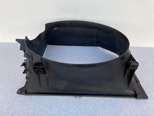 Дифузор на БМВ Е46 2.0d 320d M47 M47N Кожух Вискомуфты Диффузор