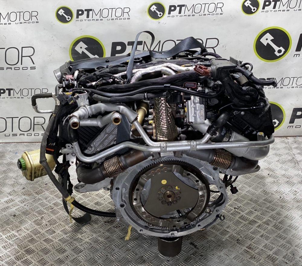 Motor Porsche Panamera 3.0d CRC