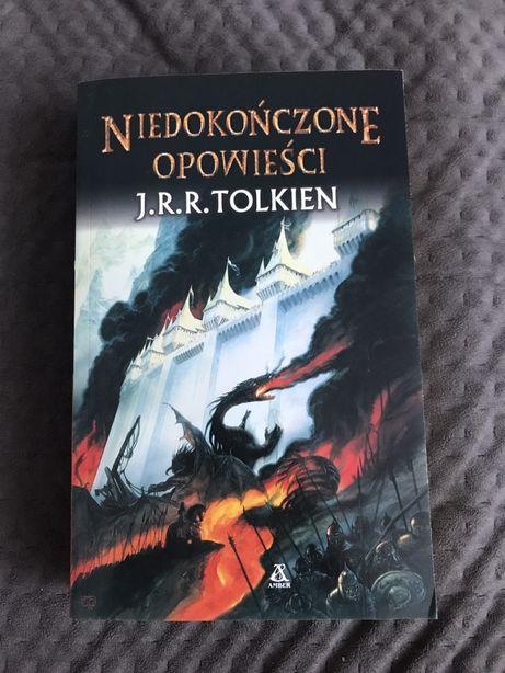 Książka Niedokończone Opowieści J.R.R. Tolkien