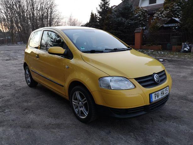 Volkswagen fox 1,2 benzyna super stan opłacony 2006/2007