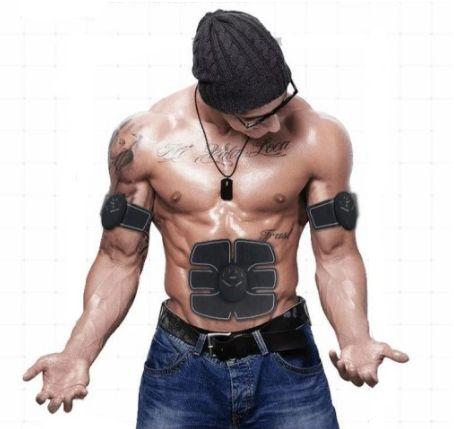 ELEKTROSTYMULATOR STYMULATOR mięśni masażer ciała okazja