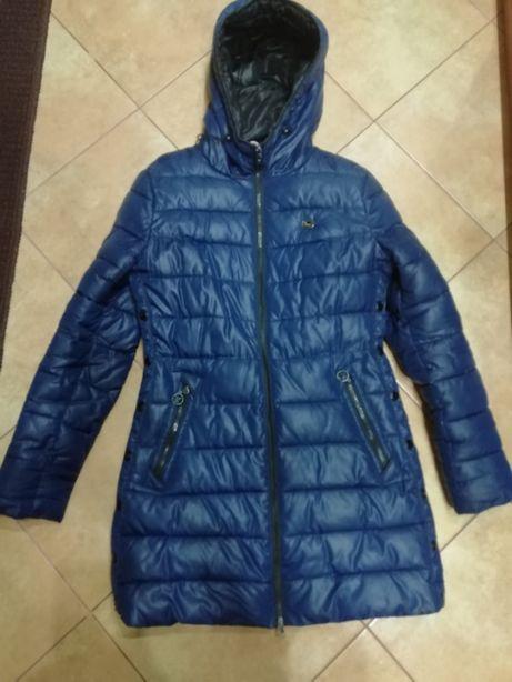 Куртка пальто зима размер м