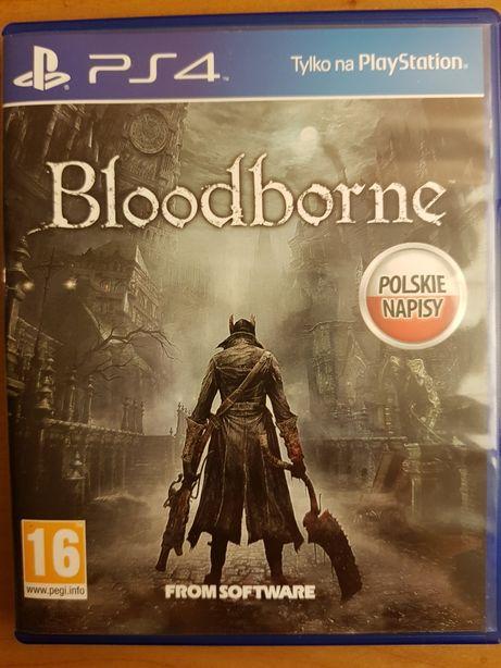 Okazja gra bloodborne ps4 playstation 4 ps Zabrze