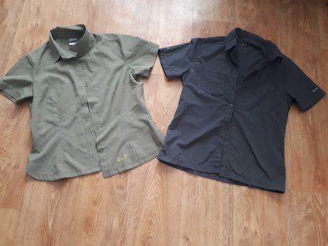 Треккинговые рубашки Salewa Jack Wolsfkin размер L
