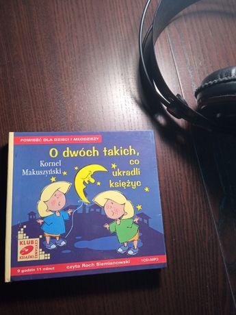 """Audiobook """"O dwóch takich, co ukradli księżyc"""""""