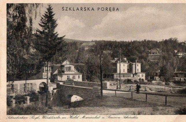Stare pocztówki Karkonosze / Sudety