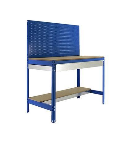 Bancada de Trabalho BT2 BOX 1440x1200x750 Azul