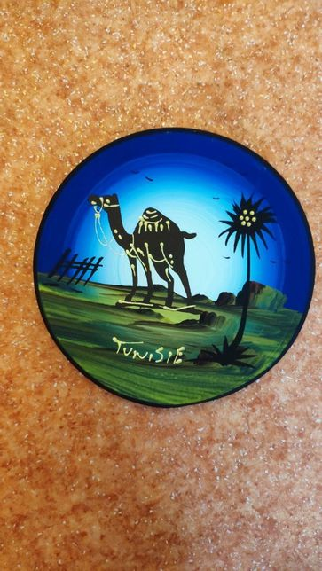 Декоративные тарелочки с Туниса