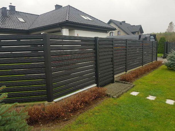 Producent sztachet metalowych Montaż ogrodzeń