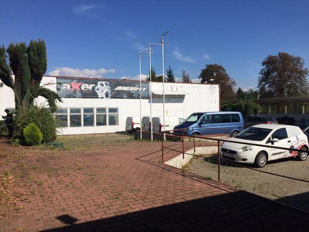 Hala magazynowo -produkcyjna+biura od 500 do 1200 m