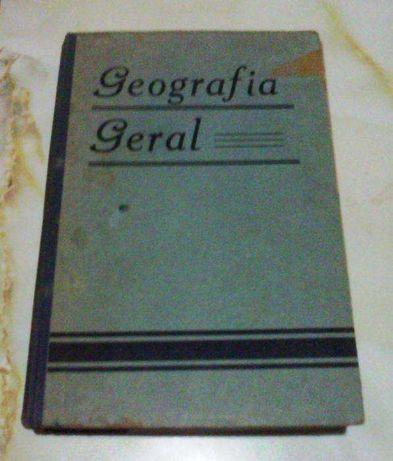 Compêndio de Geografia Geral + mapas