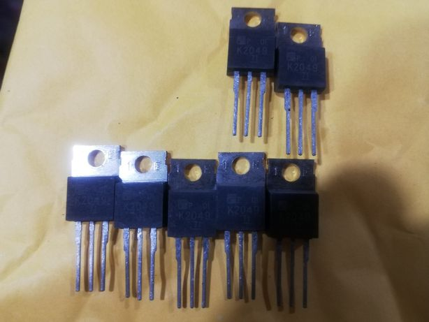Tranzystor K2049