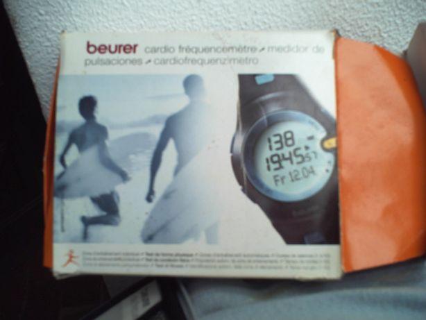 Relógio ritmo cardíaco Beurer PM50 novo
