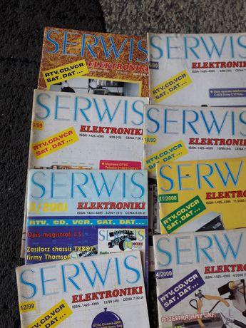 Serwis Elektroniki-pojedyńcze egzemplarze