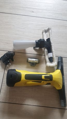 Myjka do okien Karcher WV5 plus z wymiennym akumulatorem