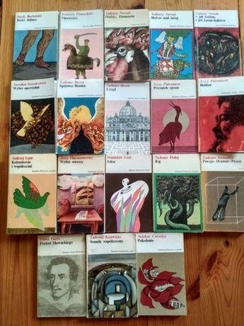 Biblioteka literatury XXX-lecia - 17 tomów - okazja